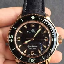 Blancpain FIFTY FATHOMS AUTOMATIQUE RED GOLD 5015363052
