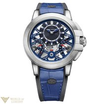 Harry Winston Project Z10 Zalium Men's Watch