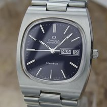 Omega Geneve Vintage Automatic 1970s Swiss Made Mens 35.5mm...