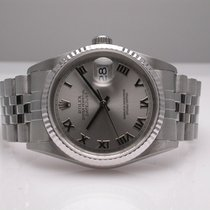 Rolex 16234 Oyster Perpetual Datejust Stainless Steel Automati...