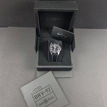Bell & Ross BR V2 BRV292-BL-ST/SCA 2020 neu