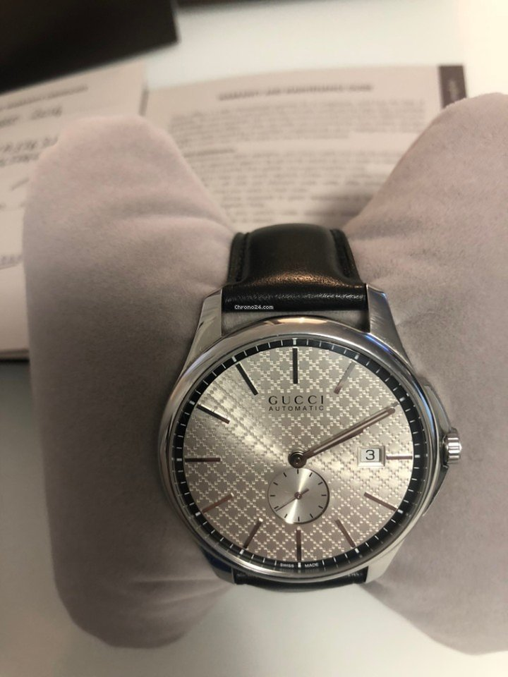 6cfb6316fc0 Gucci G-Timeless Automatic