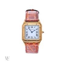 84b6f1dacdf Cartier Santos Dumont Ouro amarelo - Todos os preços de relógios ...