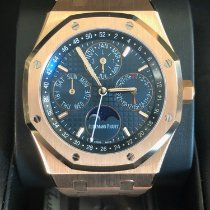 Audemars Piguet Royal Oak Perpetual Calendar new 2018 Automatic Watch with original box and original papers 26574OR.OO.1220OR.02