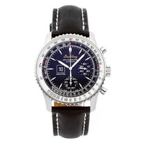 Breitling Montbrillant (Submodel) pre-owned 41mm Steel