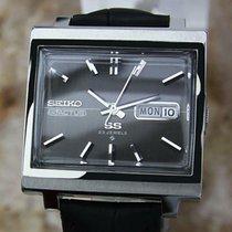 Seiko 5 Steel 34mm Black United States of America, California, Beverly Hills