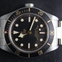 Tudor 79030N Acero 2019 Black Bay Fifty-Eight 39mm usados