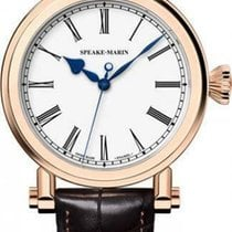 Speake-Marin Rose gold Automatic White 42mm new