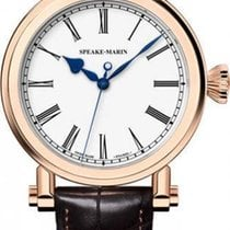 Speake-Marin Or rose 42mm Remontage automatique Does Not Apply nouveau