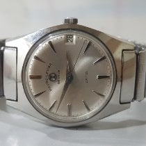 Favre-Leuba Steel 31mm Manual winding pre-owned
