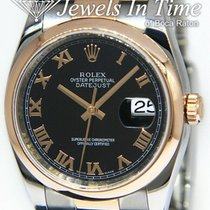 Rolex 116201 Gold/Steel 2008 Datejust 36mm pre-owned United States of America, Florida, 33431