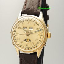 Enicar Gold/Steel Automatic