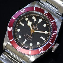 Tudor Acier Remontage automatique occasion Black Bay