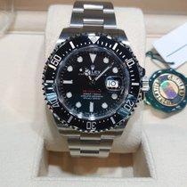 Rolex Sea-Dweller Acier 43mm Rouge Sans chiffres