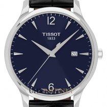 Tissot Steel 42mm Quartz T063.610.16.047.00 new
