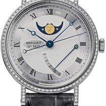 Breguet 8788BB/12/986/DD00 White gold 2019 Classique 36mm new United States of America, Florida, Sunny Isles Beach