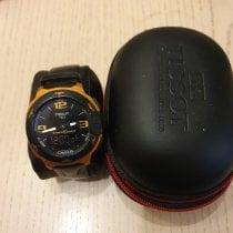 Tissot Plástico Automático Negro usados T-Race Touch