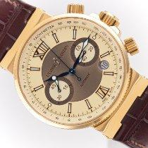 Ulysse Nardin Marine Chronograph 356-66 2015 подержанные