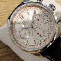 Union Glashütte Ungetragene Belisar Chronograph mit Lederarmband