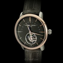 Frederique Constant pre-owned Automatic 43mm Black Sapphire crystal
