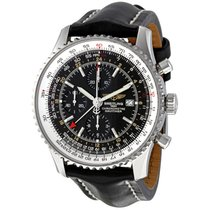 Breitling Men's A2432212/B726/441X Navitimer World Watch