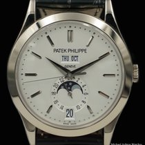 Patek Philippe Annual Calendar White gold 38mm United States of America, New York, New York