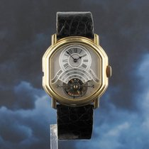 Daniel Roth Yellow gold 35mm Manual winding pre-owned