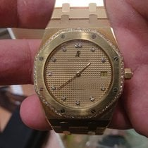 Audemars Piguet Royal Oak Jumbo diamonds 18K