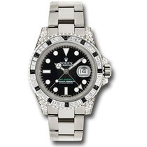 Rolex 116759SANR White gold GMT-Master II 40mm new