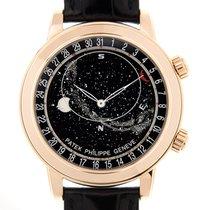 Patek Philippe Grand Complications 18k Rose Gold Black...