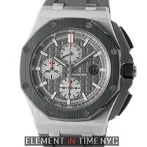 Audemars Piguet 26400IO.OO.A004CA.01 Titanium Royal Oak Offshore Chronograph 44mm new United States of America, New York, New York