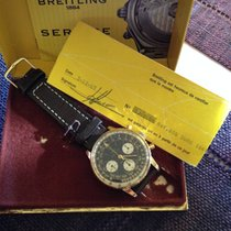 Breitling Navitimer em ouro