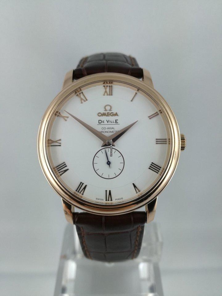 3daa695b1eb Omega De Ville - Todos os preços de relógios Omega De Ville na Chrono24