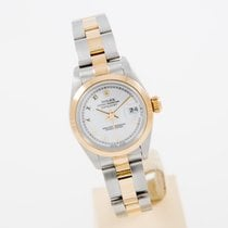 Rolex Oyster Perpetual Lady Datejust box papers top condition