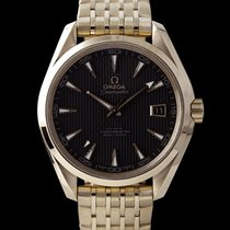 Omega Or rouge Remontage automatique Gris 41mm occasion Seamaster