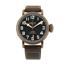 Zenith Pilot Type 20 Extra Special Bronze 45mm Noir Arabes France, Paris