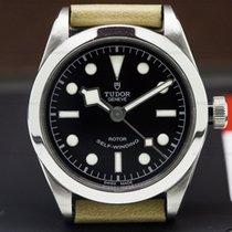 Tudor 79500-BKSS  Heritage Black Bay 36 BLACK SS (27911)