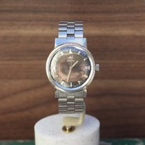 Enicar Vintage Star Jewels Date great dial and hands