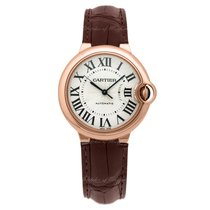 Cartier new Automatic 33mm Rose gold