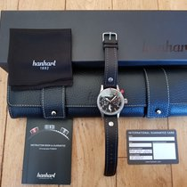 Hanhart Steel 40mm Automatic 714 H1024 new