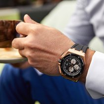 Audemars Piguet Złoto różowe 44mm Automatyczny 26401RO.OO.A002CA.01 używany