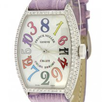 Franck Muller Color Dreams 5850 CH D Very good White gold 38mm Automatic