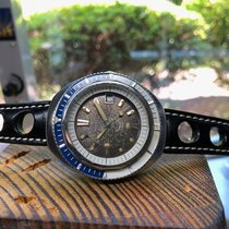 Squale Vintage Diver Watch 600m Beautiful Tropical Dial