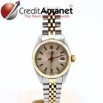Rolex Lady-Date Gold and Steel