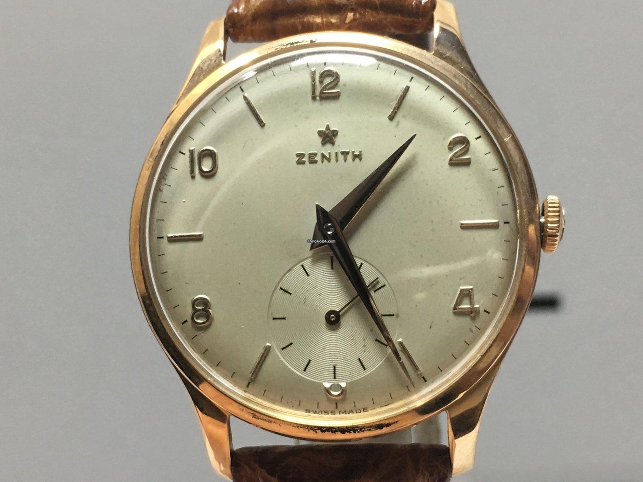 Orologi Zenith Oro rosa , Tutti i prezzi di orologi Zenith Oro rosa su  Chrono24