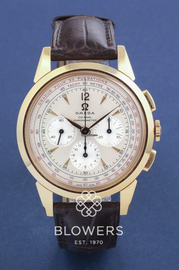 37ecc2859ae Comprar relógios Omega Ouro rosa