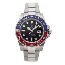 """Rolex GMT Master II """"Pepsi"""" 116719BLRO"""