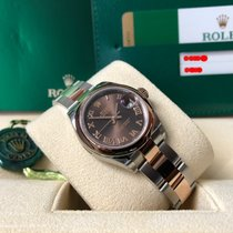 Rolex Gold/Steel 28mm Automatic 279161 new