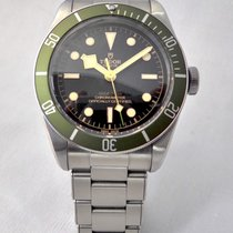 Tudor 79230G Stahl Black Bay (Submodel) 41mm