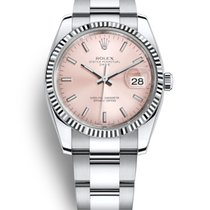 Rolex Oyster Perpetual Date Pink United States of America, Florida, North Miami Beach